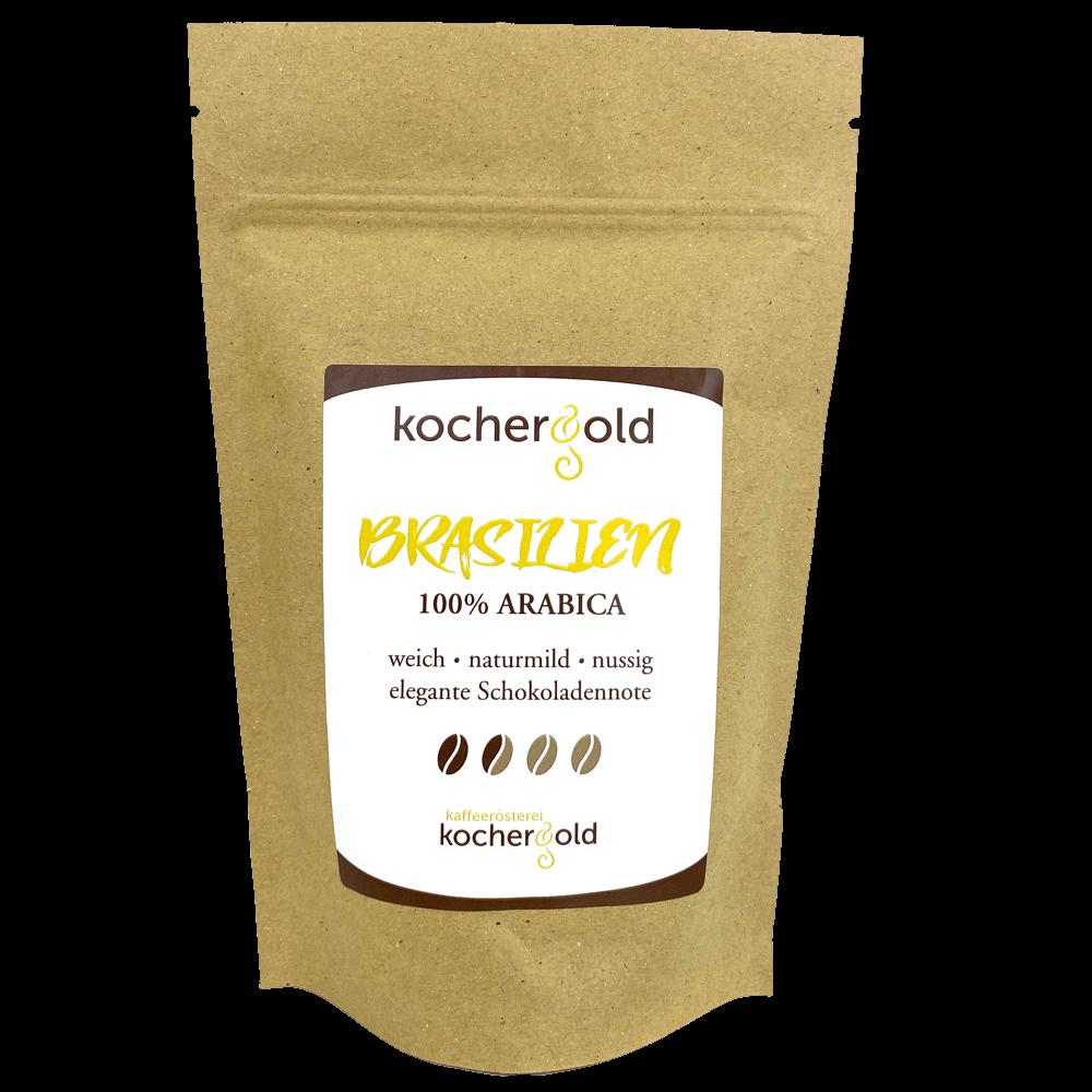 Bio Kaffee aus Brasilien