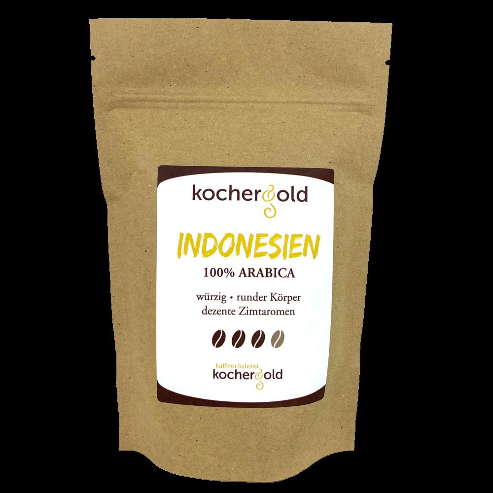 Bio Kaffee aus Indonesien