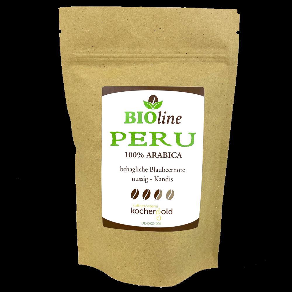 Bio Kaffee aus Peru